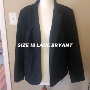 Size 18 Lane Bryant Blazer